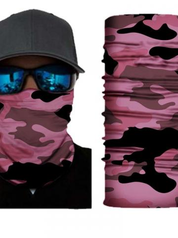 4-Pack: Motorcycle Face Mask and Dust Wind Protection / Type 4