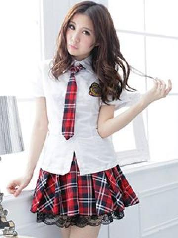 School Uniform Lingerie Costume